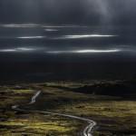 Vägen ner från Snæfellsjökull, Island - Foto: Viktor Sundberg