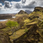 Quiraing, Isle of Skye - Foto: Viktor Sundberg