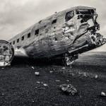 Crashed DC3 - Foto: Viktor Sundberg
