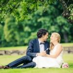 Kärlek under trädet | Heléne och Patrik - Foto: Viktor Sundberg