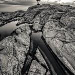 Skallens fyr, Marstrand - Foto: Viktor Sundberg