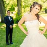 Kaxig brud | Vanja och Harry - Foto: Viktor Sundberg