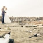 Kärlek och kyssar | Emelie och Joakim - Foto: Viktor Sundberg