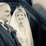 Brud i krona | Marie och Patrik - Foto: Viktor Sundberg