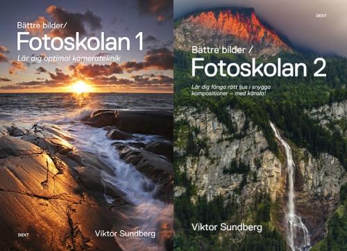 Bättre bilder Fotoskolan 1 och Fotoskolan 2