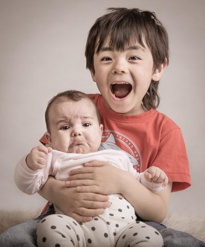 Barnporträtt - Foto: Viktor Sundberg
