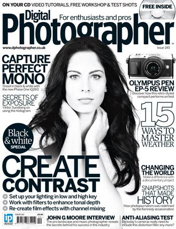 Digital Photographer (UK) - nummer 140