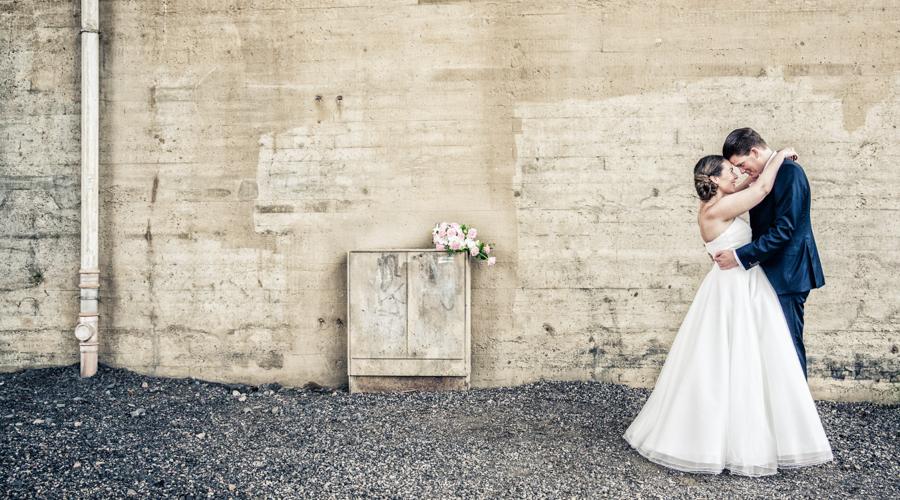 Betongbröllop - Foto: Viktor Sundberg