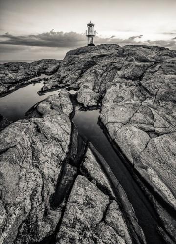 Skallen fyr, Marstrand - Foto: Viktor Sundberg