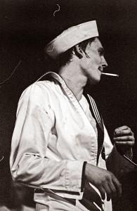 Håkan, tidigt i hans karriär