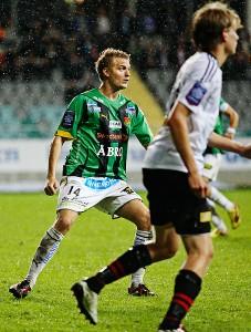 Jonas Lindberg i fokus