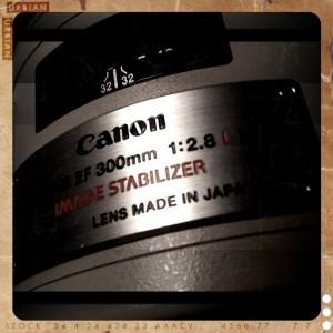 EF 300mm f/2,8L IS USM
