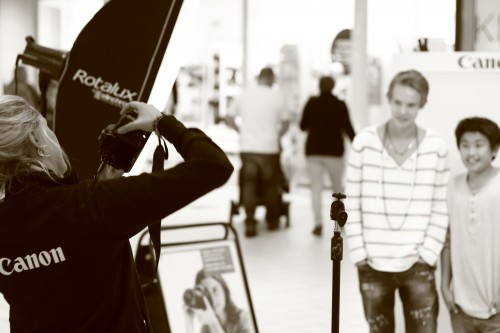 Canon Photo Tour