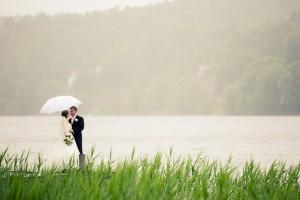 I regnet - Foto: Viktor Sundberg