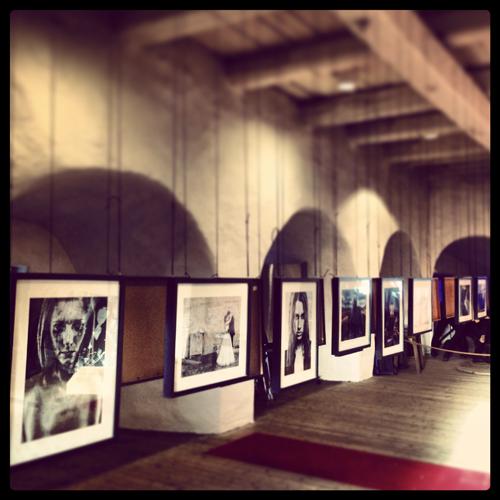 Utställning på Skansen Kronan