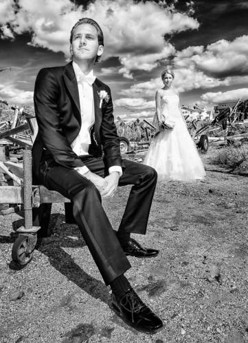 Bröllop, Klädesholmen - Foto: Viktor Sundberg