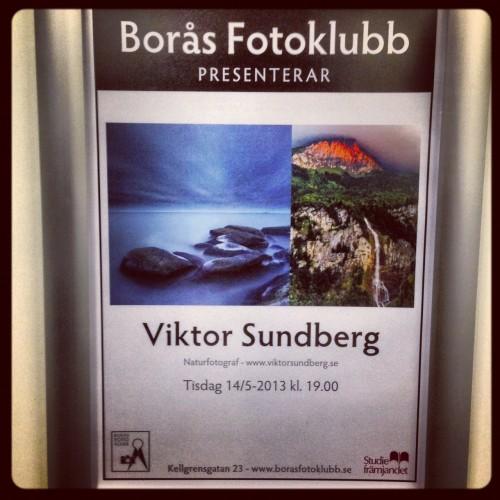 Borås Fotoklubb presenterar...