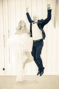 Bröllop | Hoppa - Foto: Viktor Sundberg