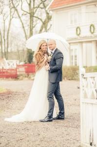 Bröllop | Brudpar - Foto: Viktor Sundberg