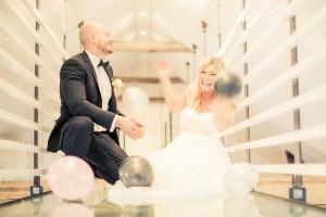 Bröllop | Ballonger - Foto: Viktor Sundberg