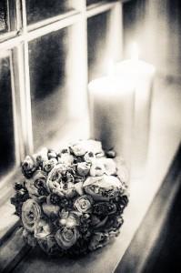 Bröllop | Bukett med ljus - Foto: Viktor Sundberg