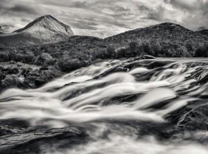 Fors vid Sligachan, Isle of Skye - Foto: Viktor Sundberg