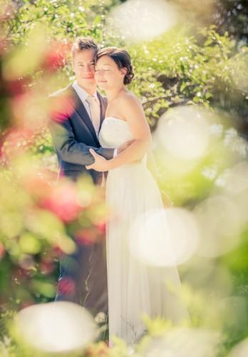 Bröllopsfoto - Paula och Torbjörn - Foto: Viktor Sundberg