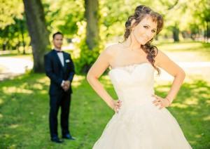 Bröllopsfoto | Vanja och Harry - Foto: Viktor Sundberg
