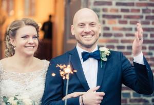 Bröllopsgratulationer - Foto: Viktor Sundberg
