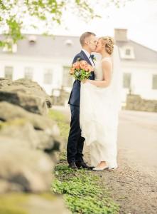 Bröllopdfoto - Lina och Johan