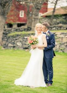 Bröllopsfoto - Lina och Johan - Foto: Viktor Sundberg