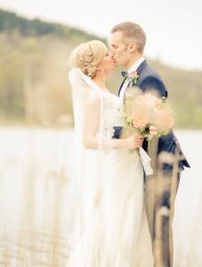 Bröllopsfoto vid Råda Säteri - Foto: Viktor Sundberg